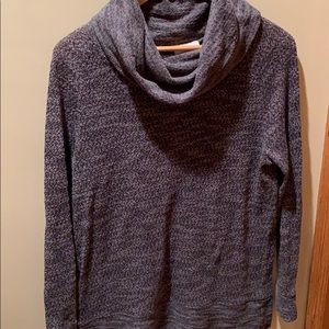 Loft cowl neck sweater